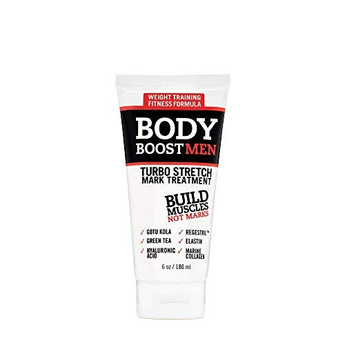 (Body Boost Men Turbo Stretch Mark Treatment)