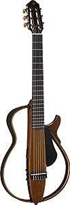 Yamaha SLG200N Nylon String Silent Guitar (Natural) by Yamaha