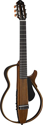 Yamaha SLG200N Nylon String Silent Guitar (Natural) (Strings Silent Yamaha)