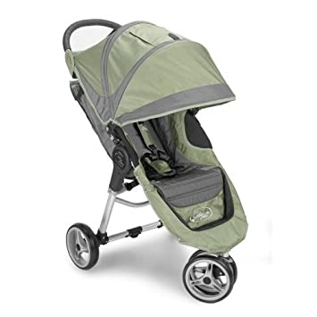 Amazon.com: Baby Jogger City Mini Correr carritos – Green ...