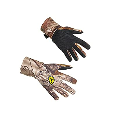 ScentBlocker Youth Pursuit Gloves, Camo, One Size