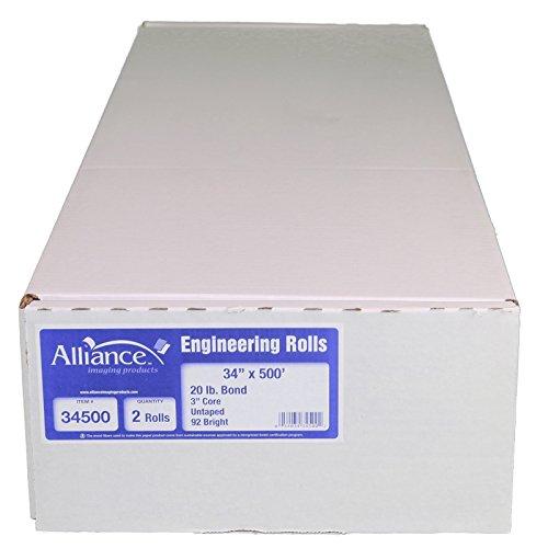 Alliance Paper Rolls, Bond Engineering, 34