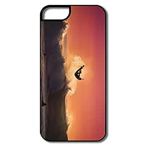 Movies Fit Series Surfing Sport Sea Waves IPhone 5/5s Case For Couples