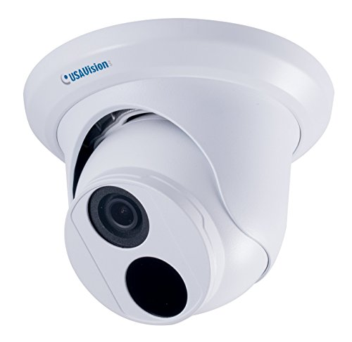 Geovision UVS-ABD1300 1.3MP H.264 Low Lux WDR Eyeball IP Dome – 2.8mm Fixed For Sale