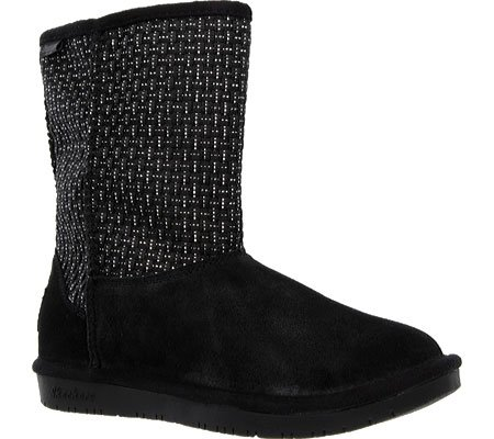 Skechers Shelbys Islande Boot Black lAtg86k