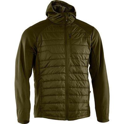 Under Armour Mens ColdGear Infrared Werewolf Jacket Small GREENHEAD by Under Armour (Image #2)