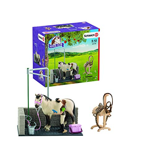 Used, SCHLEICH Horse Wash Area for sale  Delivered anywhere in USA