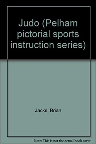 Judo Pelham Pictorial Sports Instruction Series Brian Jacks