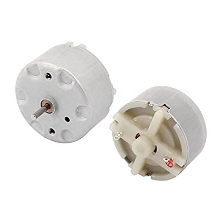 DealMux 2pcs DC 3V-12V 7200 Micro DC Motor para Remoto Toy Car Control Robot DIY Parts - - Amazon.com