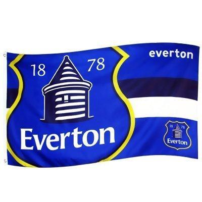 Everton FC Flagge HZ von Everton FC