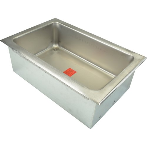 Apw/Wyotts Food Well Drop Insulated Cold Food Pans with EZ Lock -- 1 each.