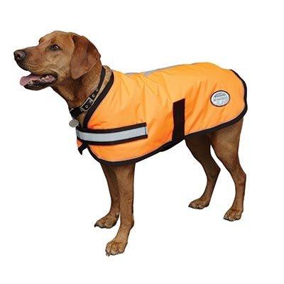 Weatherbeeta Reflective Parka Dog Blanket – 18 – Orange, My Pet Supplies