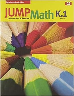 JUMP Math AP Book K.1: Canadian Edition: Amazon.ca: John ...