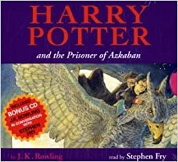 Harry Potter And The Prisoner Of Azkaban With Bonus Cd J K