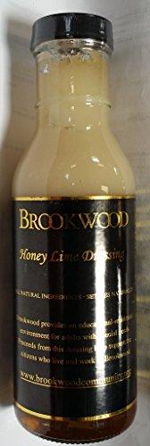 Brookwood Dressing 12 Oz (Pack of 2) (Honey Lime Dressing) (Lime Honey)