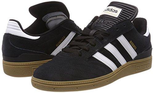 Mtallis noir De Hommes Skateboard Ftw Noir 1 Or Chaussures Busenitz Adidas Blanc RxYRwP