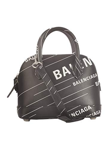 Balenciaga Women's 5506460K1v31090 Black Leather Handbag