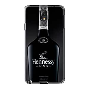Samsung Galaxy Note 3 QuK11903tyne Support Personal Customs Colorful Hennessy Image Bumper Hard Cell-phone Case -JohnPrimeauMaurice