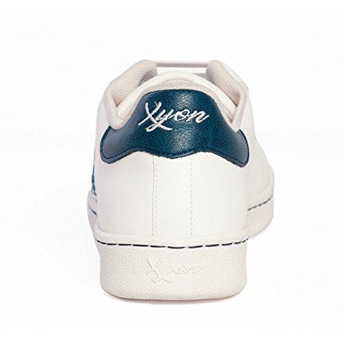 Xyon Revolution Zapatillas Deportivas Sneakers Con Cordones ST QUEENS BLUE: Amazon.es: Zapatos y complementos