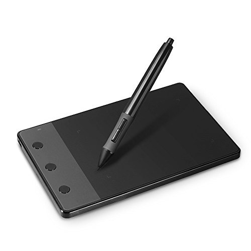 Huion H420 USB Graphics Drawing Tablet Board Kit (Drawing Pad For Computer)