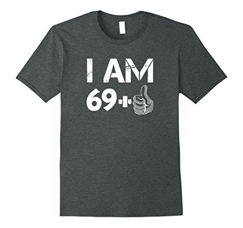 Mens 70th Birthday Vintage Made in 1948 T-shirt, Gift men & women 3XL Dark Heather