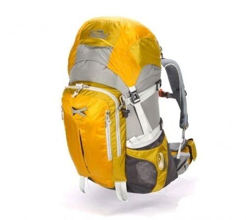 Timberline Venture Above... Mountaineering Hiking Outdoor Backpack Merak 35L Gray