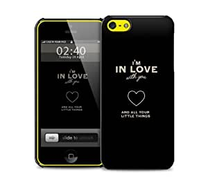 one direction in love iPhone 5c protective phone case
