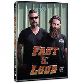 Fast N Loud Season 1 DVD