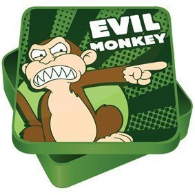 Family Guy Sandwich Tin Box Evil Monkey