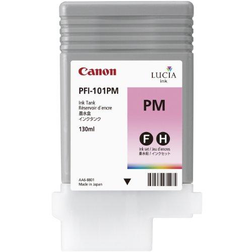 CANON 0888B001AA CANON PFI-101 PM INK CRTG - 130 Ml Part