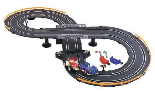 Zappies B O Sonic and Knuckles Race Set