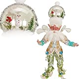 Mark Roberts Snow Globe Fairy Small