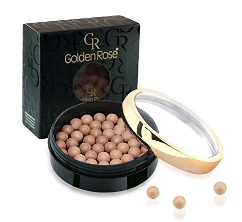 Golden Rose Ball Blusher Blush Pearls, 02 Bronze