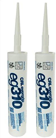 Frameless Bathroom Mirror Wall Hanging CRL Adhesive Glue 310 ml Cartridge Tube (1)