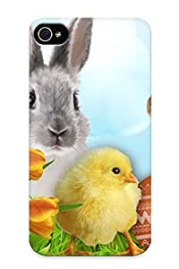 Fashionable 3f9f6d4704 Iphone 4/4s Case Cover For Easter Holidays Seasonal Protective Case With Design