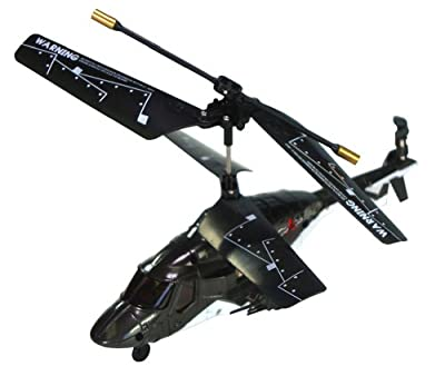 Cobra Rc 3 Channel Mini Helicopter - Wolf from Cobra
