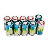 10x 4LR44 6V Dry Alkaline Batteries for Dog Training Shock Collars A544V 4034PX L1325 28A 4AG13 For Sale