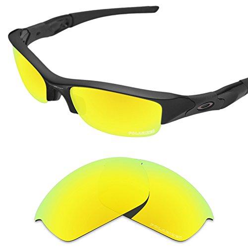 Tintart Performance Replacement Lenses for Oakley Flak Jacket Polarized - Flak Jacket Lenses Oakley Polarized