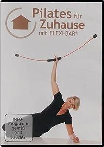 FLEXI-BAR® DVD Pilates für Zuhause, mehrfarbig, 1756