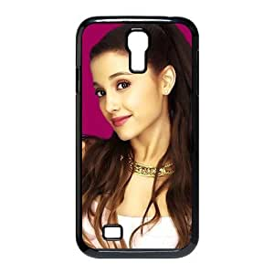 Customize American Famous Singer Ariana Grande Back Case for Samsung Galaxy S4 I9500