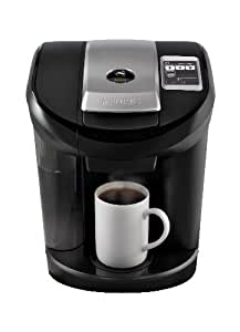 NEW! KEURIG Vue V600 Single Serve Cup Coffee Brewing System w/ 10 Sample Cups