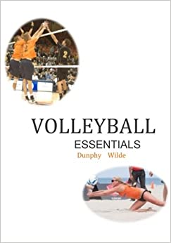 Book Volleyball Essentials--(color)