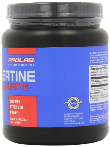 Prolab Creatine Monohydrate Powder (1000g) 2.2 lbs (Pack of 3) by ProLab (Image #3)
