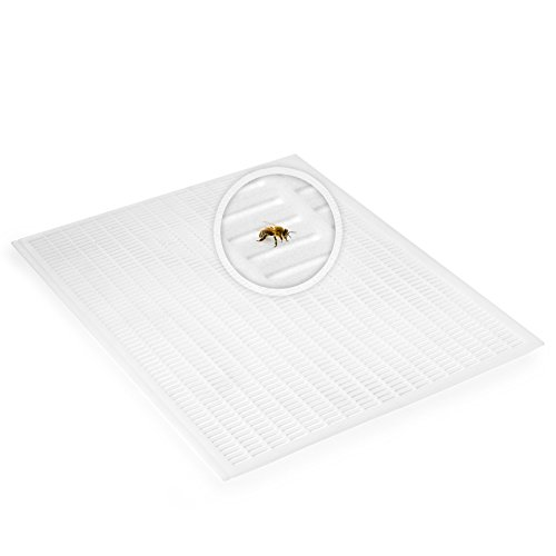 Honey Keeper Beehive 20 Frame Complete Box Kit (10 Deep and 10 ...