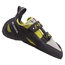 Vapor V Climbing Shoes lime fluo 41.5 by Scarpa