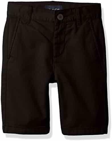 The Children's Place Boys' Uniform Chino Shorts