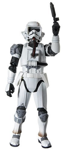 - Star Wars Basic Figure Force Unleashed Imperial Jumptrooper