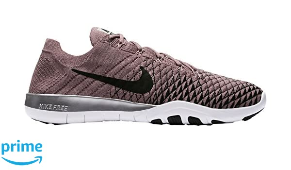 separation shoes ae1a3 63572 Amazon.com   Nike Free Tr Women s Athletic Taupe Grey Black Chrome Size 11  M   Running