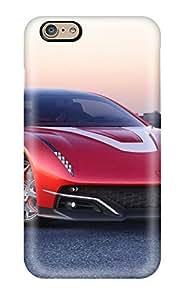 New Style Cody Elizabeth Weaver Hard Case Cover For Iphone 6- Italdesign Giugiaro Brivido Concept Car