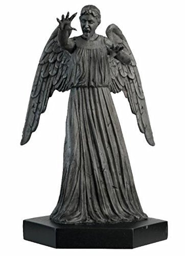 Underground Toys Doctor Who Resin Weeping Angel 4 Action Figure by Underground Toys